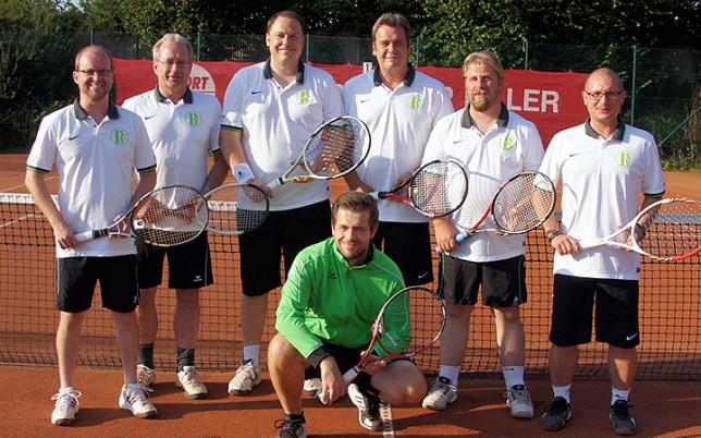 Tennis Herren 30 - LSV