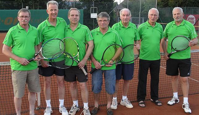 Tennis Herren55 - LSW